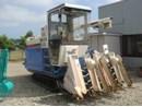 Máy gặt đập liên hợp Iseki HL507G