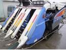 Máy gặt đập liên hợp Iseki HA448G