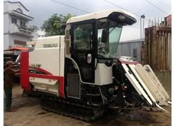 Máy gặt đập liên hợp Yanmar AG467 đời mới