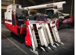 Máy gặt đập liên hợp Yanmar GC558