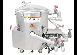 Máy lọc dầu thực phẩm KS-KG