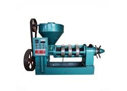 Máy ép dầu tự động guangxin YZYX130WK