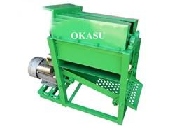 Máy tuốt lạc chạy điện OKASU OKA-220A