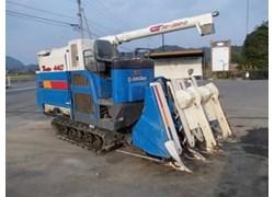 Máy gặt đập liên hợp Iseki HA440