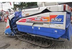 Máy gặt đập liên hợp Iseki 558