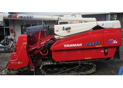 Máy gặt đập liên hợp Yanmar CA-455