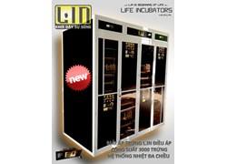 Máy ấp trứng 2000 L.IN điều áp LDI-2000