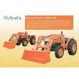 Gàu múc kubota LA508
