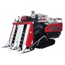 Máy gặt đập liên hợp yanmar AG600