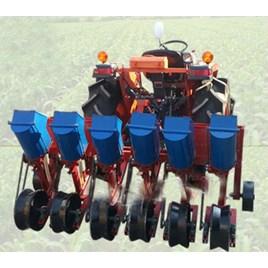 Máy gieo hạt ngô, đậu, lạc và bón phân