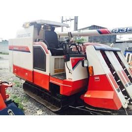 Máy gặt đập liên hợp Yanmar CA435