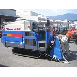 Máy gặt đập liên hợp Iseki HA436G