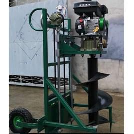 Máy khoan lỗ trồng cây đẩy tay OKASU OKS-140
