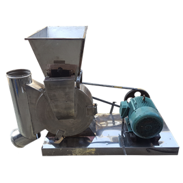 Máy nghiền bột mịn Inox không động cơ TK-500
