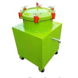 Máy ép dầu lạc đa năng ( Bộ lọc dầu) MED 02