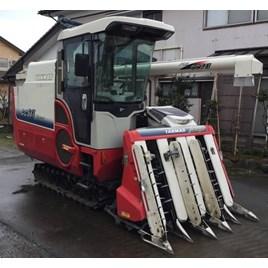 Máy gặt lúa liên hợp Nhật Bản Yanmar GC561