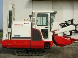 Máy gặt đập liên hợp Yanmar Gs320