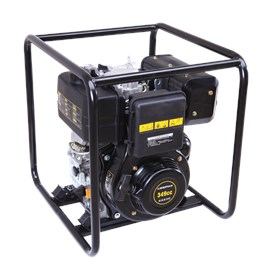 Máy bơm nước Loncin LC80ZB30-4.9C ống 3 động cơ dầu
