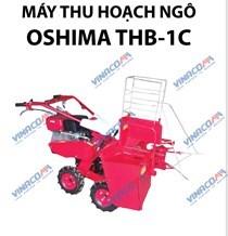 Máy thu hoạch bắp Oshima THB - 1C