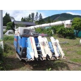 Máy gặt đập liên hợp Iseki HA36G