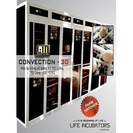 Máy ấp trứng 11.200 trứng CONVECTION LIC-11200