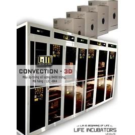 Máy ấp trứng 6400 trứng CONVECTION LIC-6400