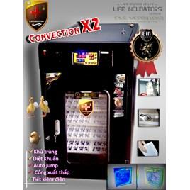 Máy ấp trứng CONVECTION LX2-200