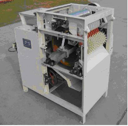 Máy tách vỏ lụa đậu phộng DTJ-100 hinh anh 1