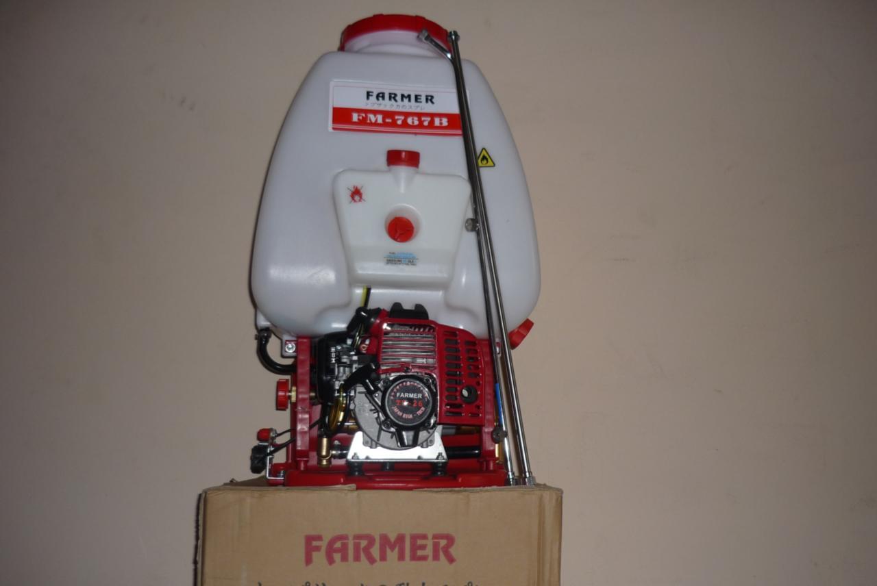 Máy phun thuốc FARMA FM - 767B hinh anh 1