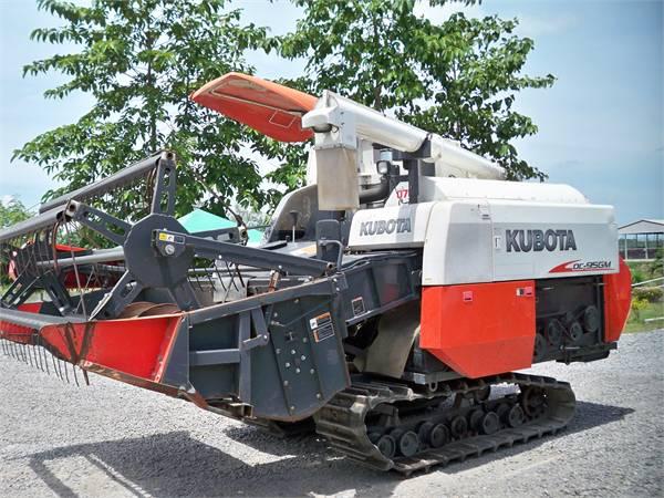 Máy gặt đập liên hợp Kubota DC 95 GM hinh anh 1