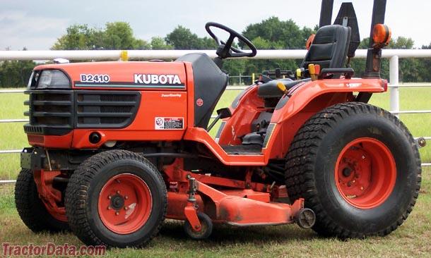 Kubota B2410 hinh anh 1