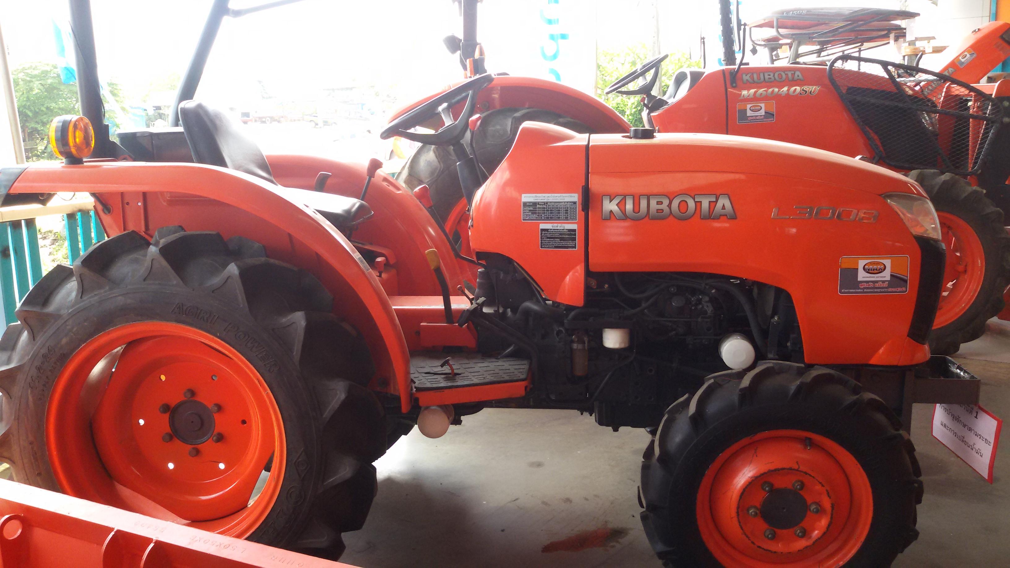 Kubota L3208  hinh anh 1