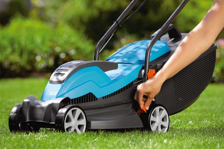 Máy cắt cỏ chạy điện 32E-04073-20 hinh anh 1
