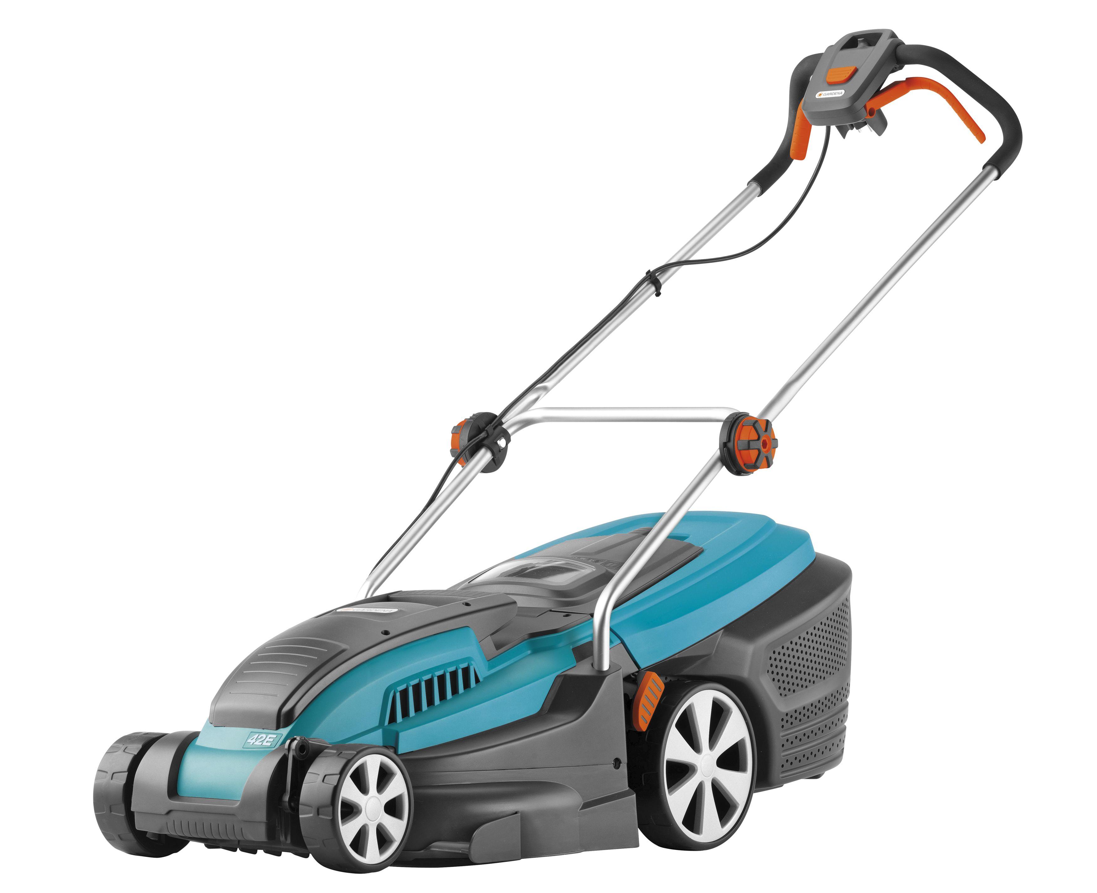 Máy cắt cỏ chạy điện 42E-04076-20 hinh anh 1