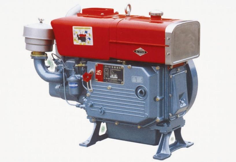 Động cơ Diesel D20 làm mát bằng gió hinh anh 1