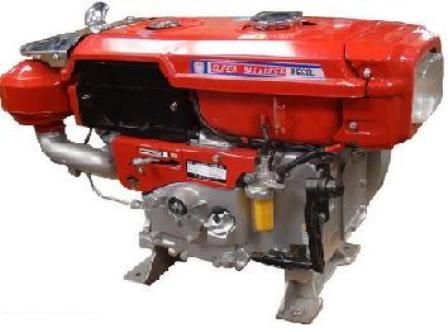 Động cơ Diesel D8 làm mát bằng nước hinh anh 1