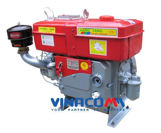 Động cơ Diesel JIANG YANG S1110N (Hệ thống làm mát bằng Gió) hinh anh 1