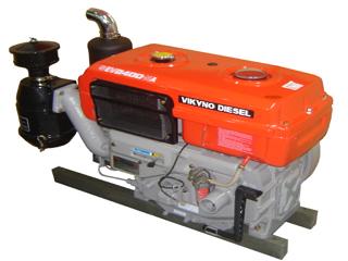 Động cơ diesel EV2400 (có đèn) hinh anh 1