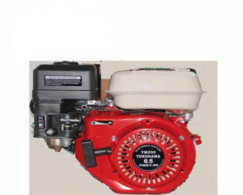 Động cơ xăng Yokohama 390 (13 HP) hinh anh 1