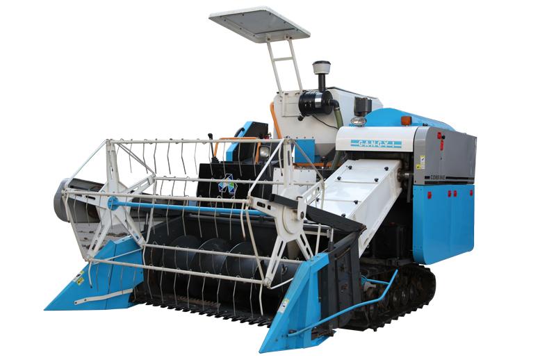 Máy gặt lúa KUSAMI 4LZ-3.0 hinh anh 1