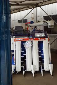 Máy gặt đập liên hợp Iseki HF-327 hinh anh 1