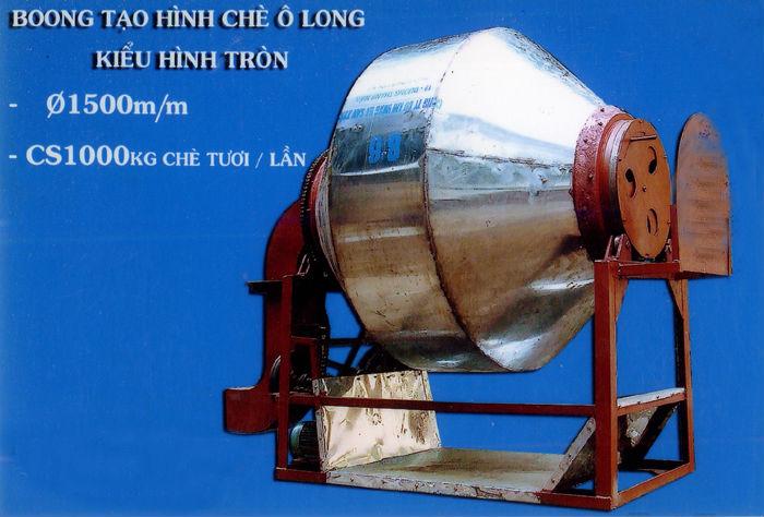 Máy tạo hình chè Ôlong hinh anh 1