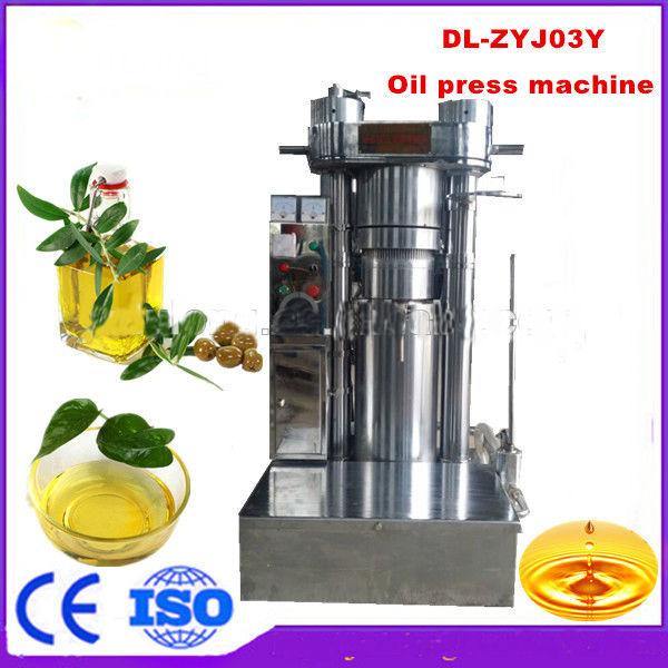 Máy ép dầu thực vật DL-ZYJ03Y hinh anh 1