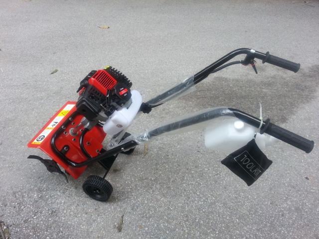 Máy xạc cỏ One Power OP-8012 hinh anh 1