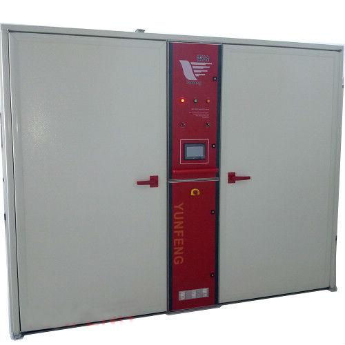 Máy ấp trứng nhập khẩu YFDF-38400 hinh anh 1