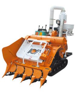 Máy gặt lúa mini 4LBZ-110 hinh anh 1