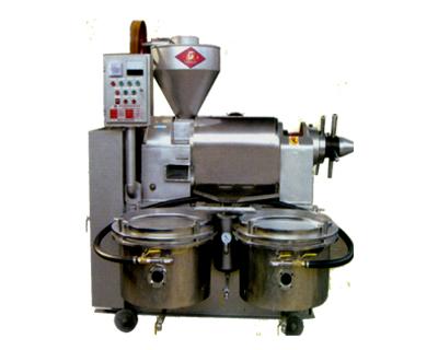 Máy ép dầu tự động HN-YX-120WZ2 hinh anh 1