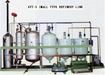 Máy tinh chế dầu hạt điều hinh anh 1