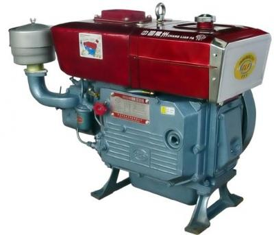 Động cơ diesel D20 JIANGDONG SZH1110N (20HP) hinh anh 1