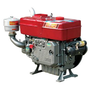 Động cơ Diesel D26 JIANGDONG SZH1125 (26HP)  hinh anh 1